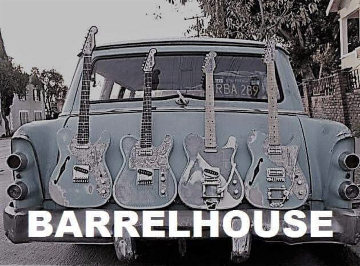 barrel house blues band
